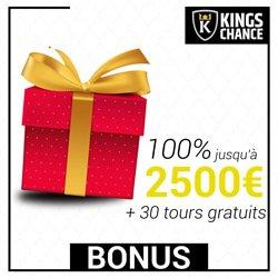 bonus king chance